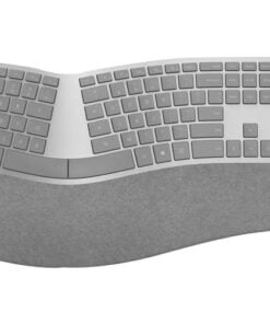 MICROSOFT SURFACE ERGONOMIC BLUETOOTH KEYBOARD - GREY