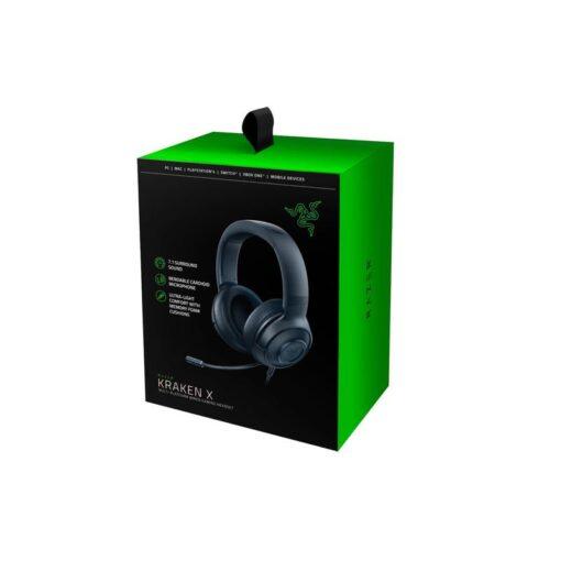 Razer headset box