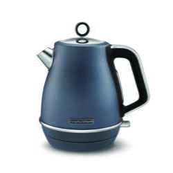 Morphy Richards Evoke 1.5L Jug Kettle - Blue Steel