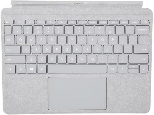 MICROSOFT SURFACE GO SIGNATURE KEYBOARD TYPE COVER - PLATINUM