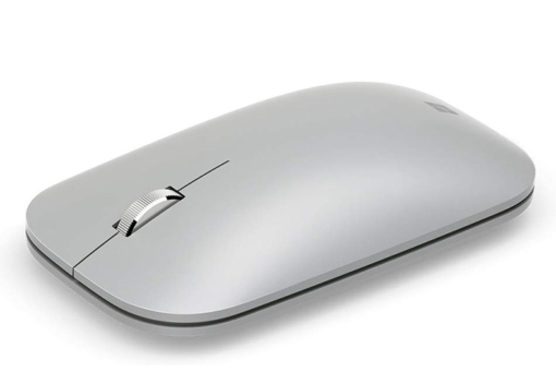MICROSOFT SURFACE MOBILE BT MOUSE - PLATINUM
