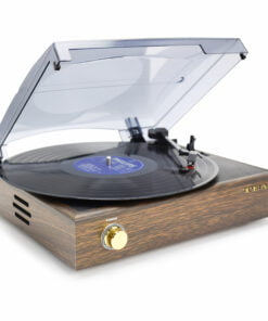 TURNTABLE WITH BLUETOOTH IN