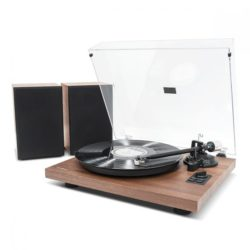 MB-PT-28 Bluetooth Hi-Fi Turntable with Speakers