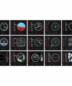 PRO FLIGHT INSTRUMENT PANEL