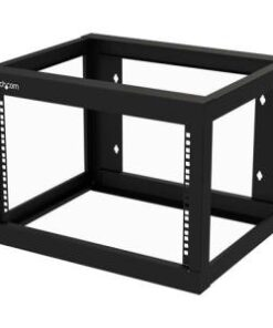 Rack - 6U Wall-Mount - Open Frame