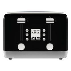 kMix 4 Slice Toaster Black TFX750BK