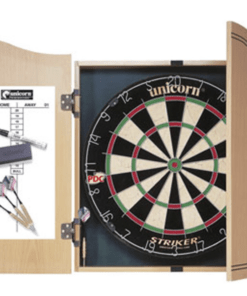 Unicorn Striker Home Dart Centre