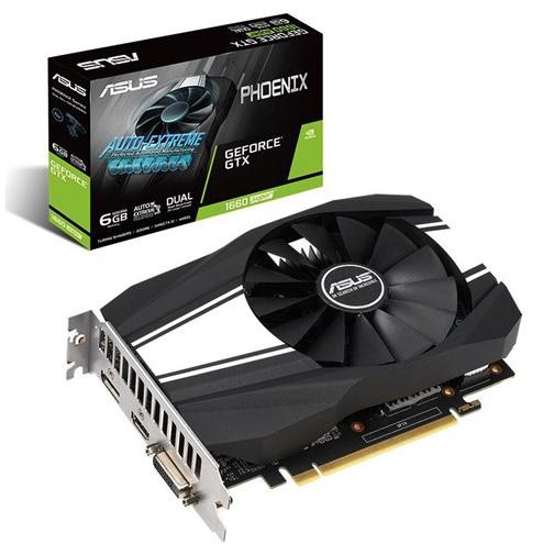ASUS NVIDIA Phoenix GeForce GTX 1660 super OC