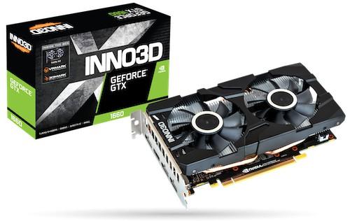 INNO3D GEFORCE GTX 1660 TWIN X2 Graphics Card