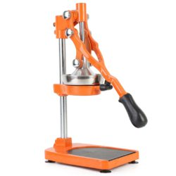 SOGA Commercial Stainless Steel Manual Juicer Hand Press Juice Extractor Squeezer Orange